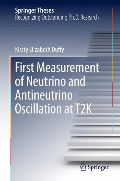 First Measurement of Neutrino and Antineutrino Oscillation at T2K