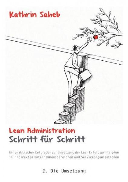 Lean Administration Schritt für Schritt