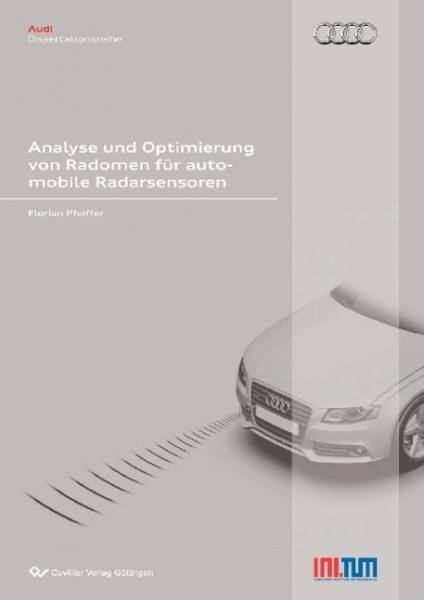 Analyse und Optimierung von Radomen für automobile Radarsensoren