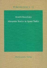 Alexander Stories in Ajami Turkic