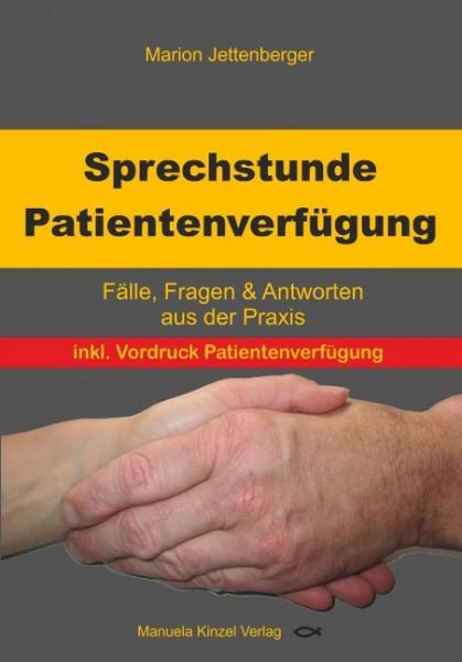 Sprechstunde Patientenverfügung