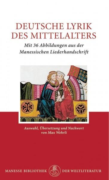 Deutsche Lyrik des Mittelalters