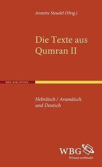 Die Texte aus Qumran II