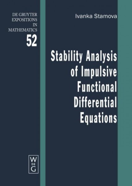 Stability Analysis of Impulsive Functional Differential Equations
