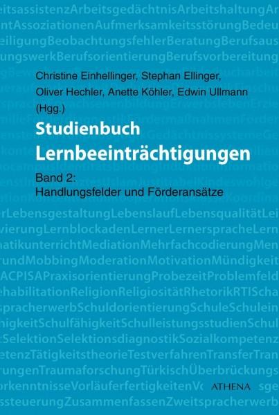 Studienbuch Lernbeeinträchtigungen Band 2