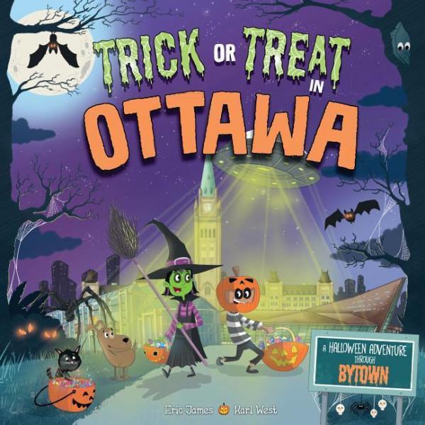 Trick or Treat in Ottawa: A Halloween Adventure Through Bytown