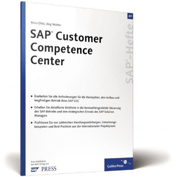 SAP Customer Competence Center: SAP-Heft 40 (SAP-Hefte)