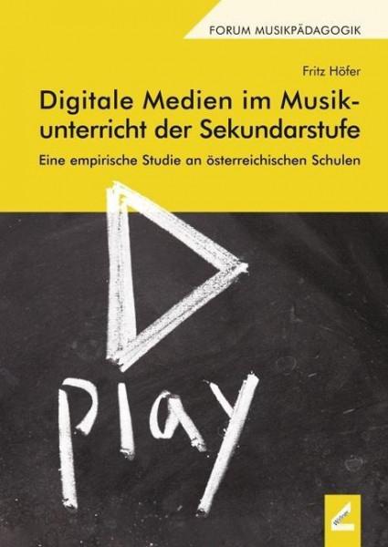 Digitale Medien im Musikunterricht der Sekundarstufe