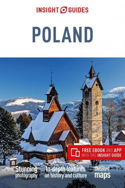Insight Guides Poland (Travel Guide with Free eBook)