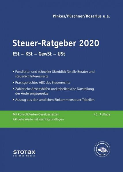 Steuer-Ratgeber 2020