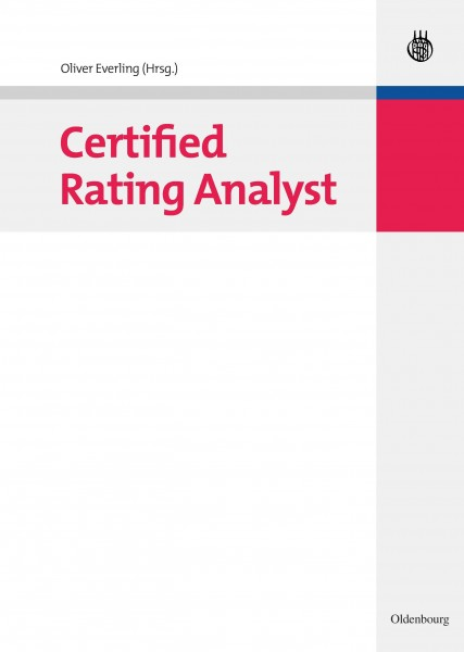 Certified Rating Analyst