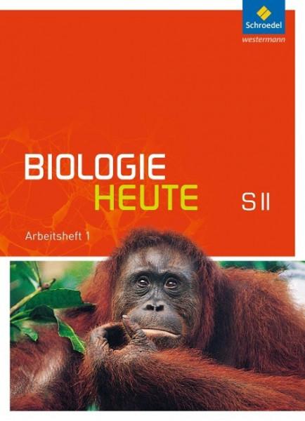 Biologie heute 1. Arbeitsheft. Sekundarstufe 2. Allgemeine Ausgabe