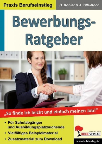 """Bewerbungs-Ratgeber """"So finde ich leicht und einfach meinen Job!"""""""