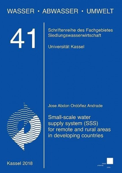Small-scale water supply system (SSS) for remote and rural areas in developing countries