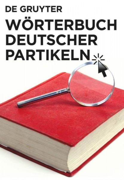 Wörterbuch deutscher Partikeln
