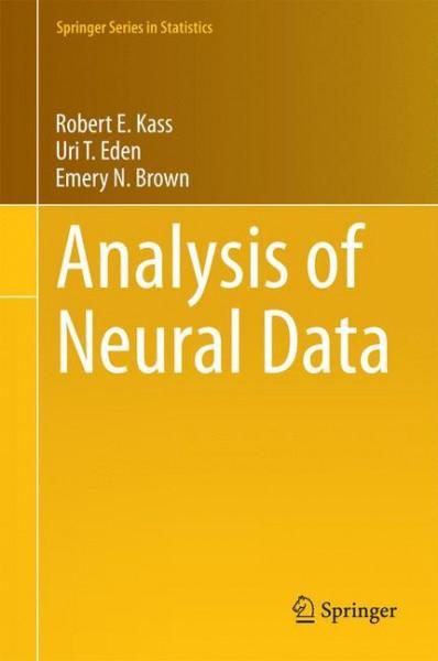 Analysis of Neural Data