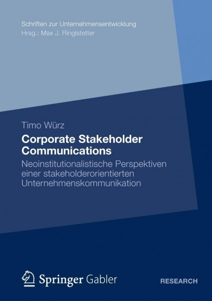 Corporate Stakeholder Communications