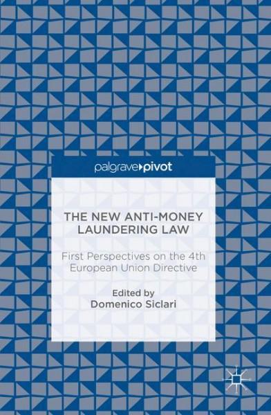 The New Anti-Money Laundering Law