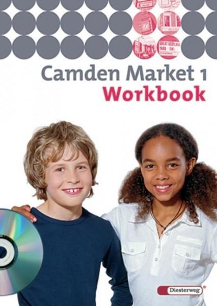 Camden Market 1. Workbook mit Multimedia-Sprachtrainer CD-ROM. 5. Schuljahr. Berlin, Brandenburg