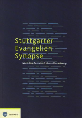Stuttgarter Evangelien-Synopse