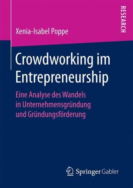 Crowdworking im Entrepreneurship