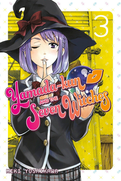 Yamada-kun & The Seven Witches 3