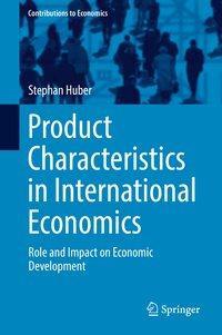 Product Characteristics in International Economics