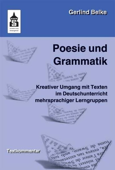 Poesie und Grammatik