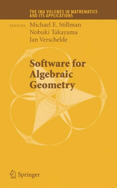 Software for Algebraic Geometry