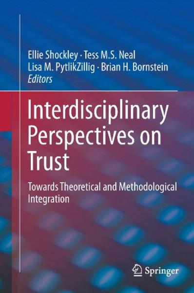Interdisciplinary Perspectives on Trust