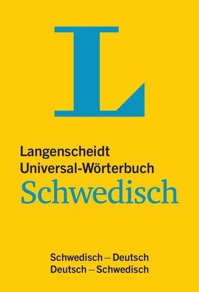 Langenscheidt Universal-Wörterbuch Schwedisch: Schwedisch-Deutsch/Deutsch-Schwedisch (Langenscheidt