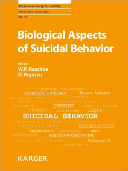 Biological Aspects of Suicidal Behavior