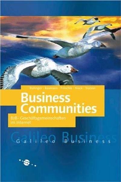 Business Communities - B2B-Geschäftsgemeinschaften im Internet