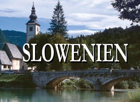 Slowenien - Ein Bildband