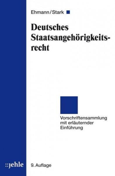Deutsches Staatsangehörigkeitsrecht