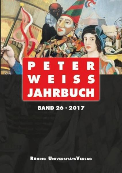Peter Weiss Jahrbuch 26 (2017)
