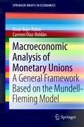 Macroeconomic Analysis of Monetary Unions