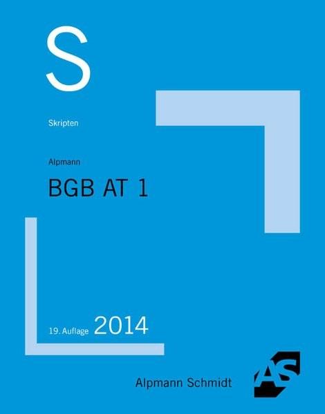 Skript BGB AT 1
