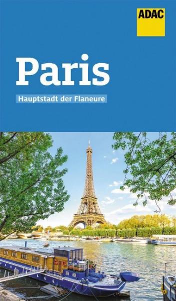 ADAC Reiseführer Paris