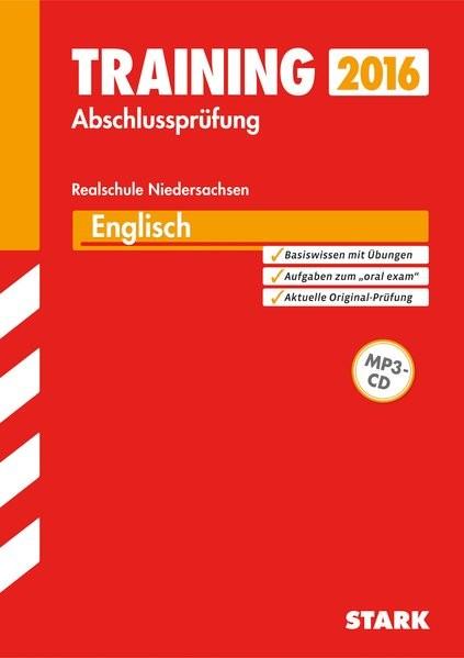 Training Abschlussprüfung Realschule Niedersachsen - Englisch mit MP3-CD