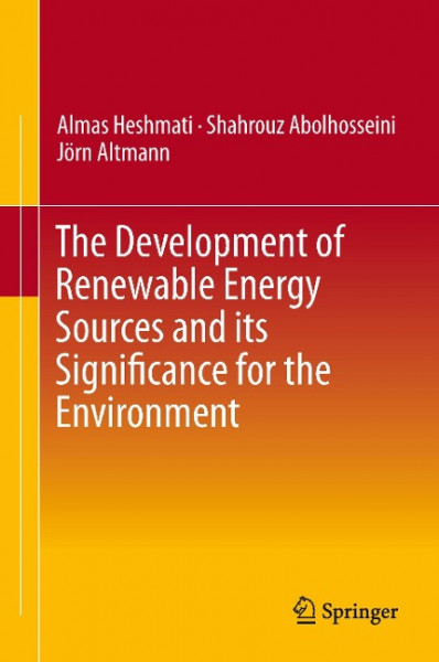The Development of Renewable Energy Sources and its Significance for the Environment