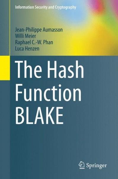 The Hash Function BLAKE