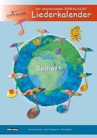 Chor-Klasse! - Liederkalender Beiheft