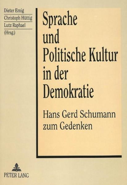 Sprache und Politische Kultur in der Demokratie