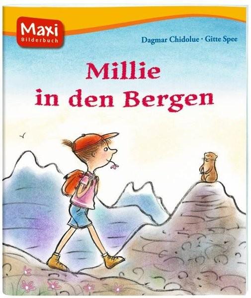 Oetinger Verlag E75118 Millie in den Bergen (Maxi)