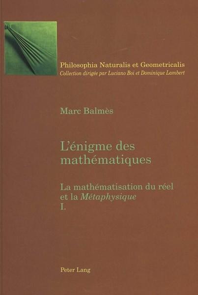 L'énigme des mathématiques
