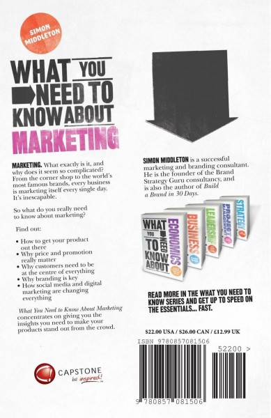 What You Need to Know about Marketing