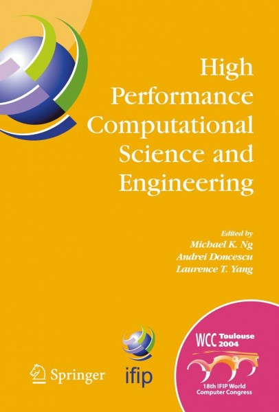 High Performance Computational Science and Engineering