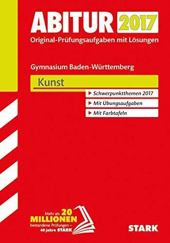 Abitur 2012. Kunst. Gymnasium Baden-Württemberg