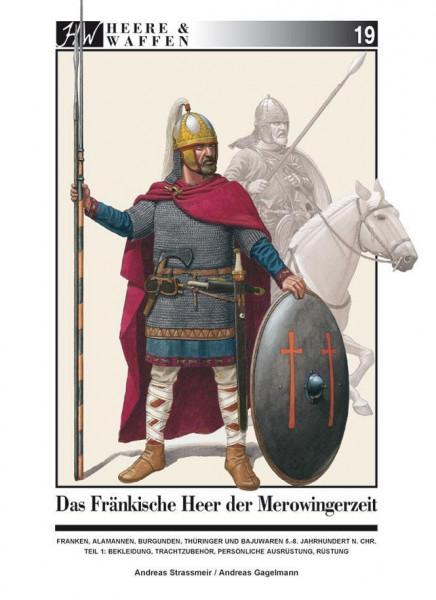 Das fränkische Heer der Merowingerzeit